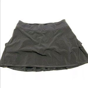Lululemon Pace Setter Skirt Skort